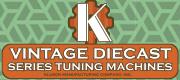 Vintage Diecast Series Tuning Machines