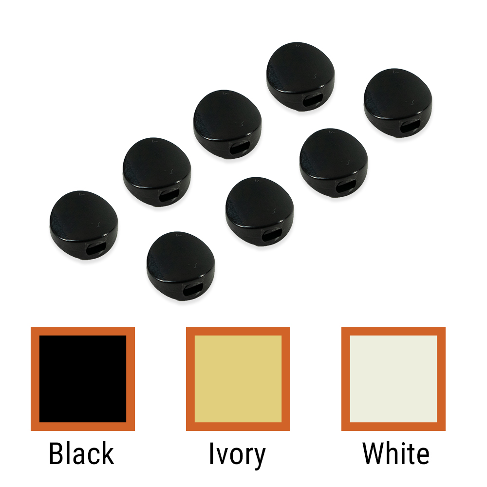 Kluson Replacement Button Set For Supreme Series Mandolin Tuning Machines