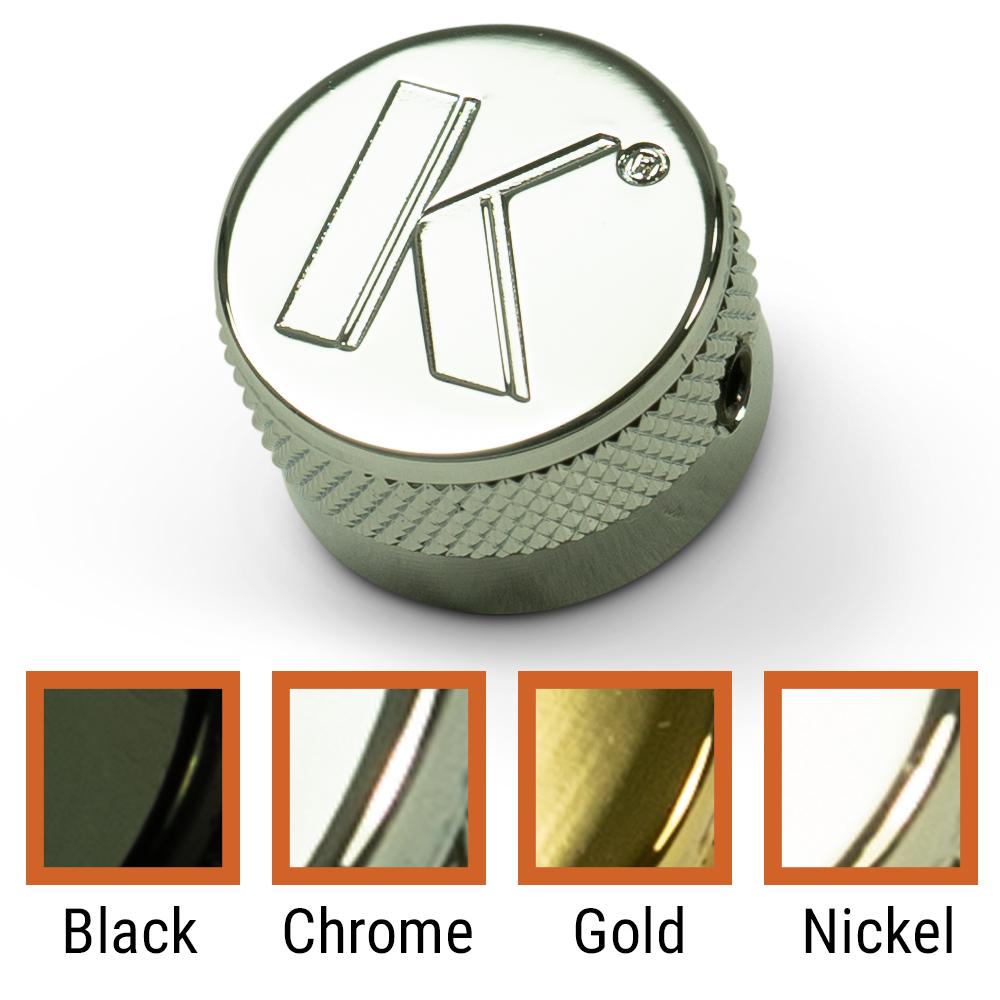 Kluson Brass Speed Knob