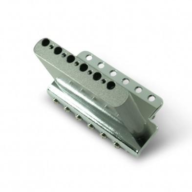 Kluson® Left Hand Vintage Steel Block Tremolo Bridge