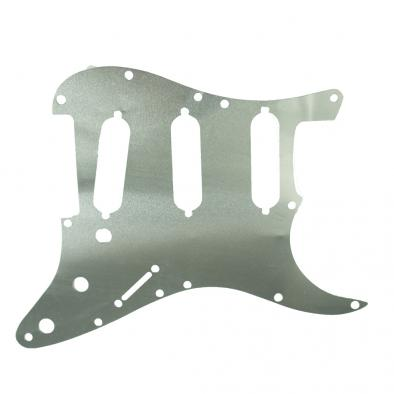 Kluson® Universal Aluminum Ground Shield For Fender® USA Stratocaster® Pickguards