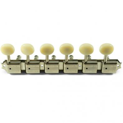 Kluson® 6 On A Plate Supreme Series Tuning Machines