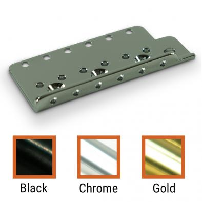 Kluson&reg Replacement Vintage Tremolo Bridge Plate