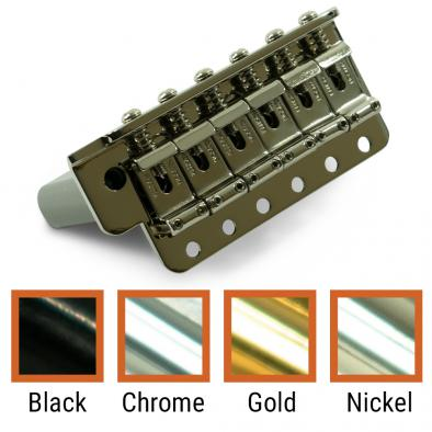 Kluson® Vintage Steel Block Tremolo Bridge