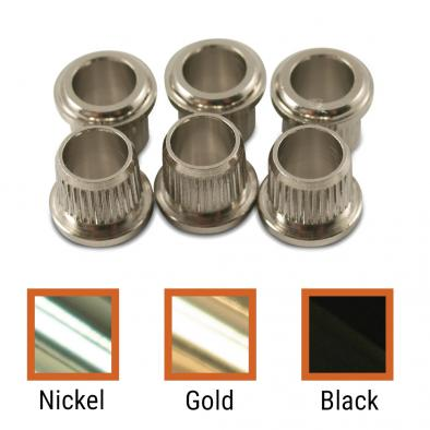 Kluson Replacement Bushing Set For Deluxe Or Supreme Series Tuning Machines & Contemporary Gibson Guitars