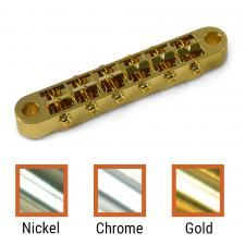 Kluson USA Replacement Nashville Tune-O-Matic Bridge For Samick Guitars