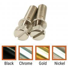 Kluson USA® Steel Stop Tailpiece Stud Set USA Thread